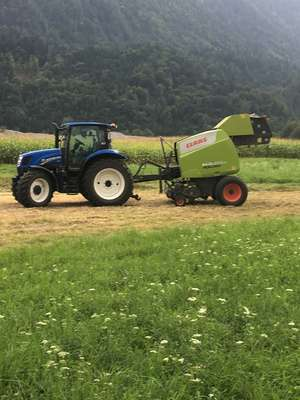 Claas Rollant 455 RC Pro Foto 2
