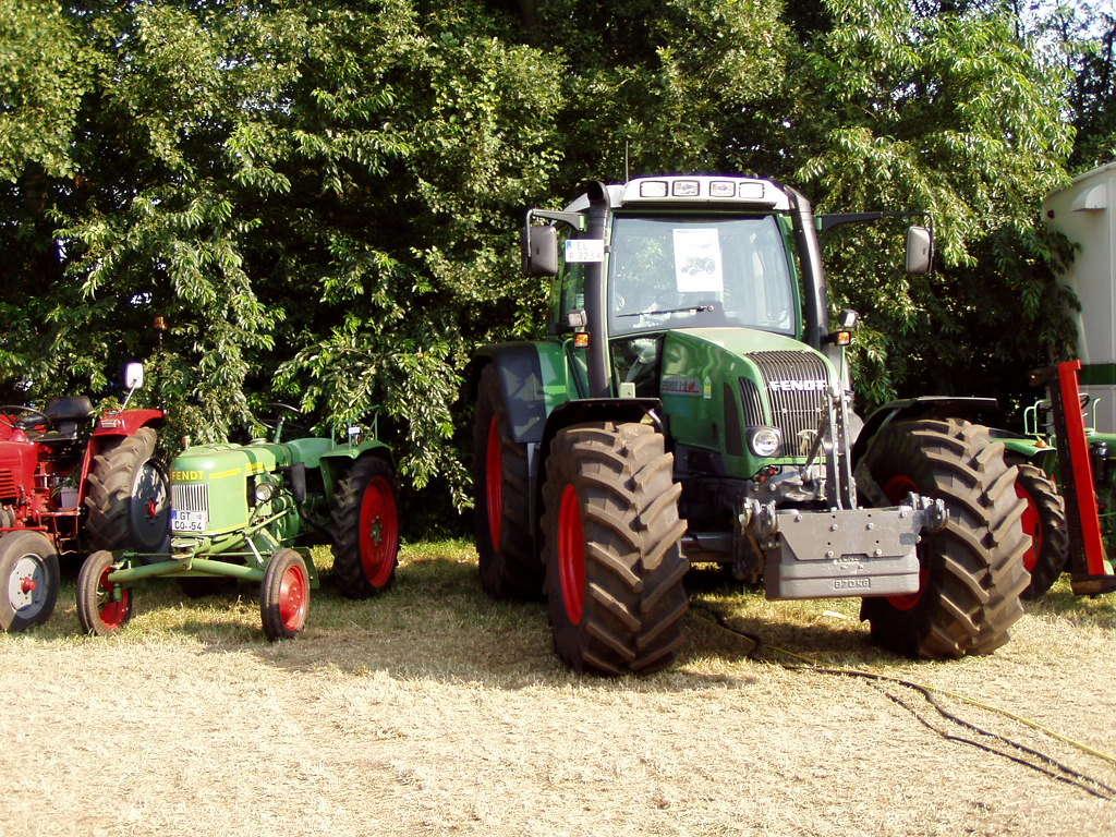 Fendt 712 Vario TMS Testberichte   Traktortest