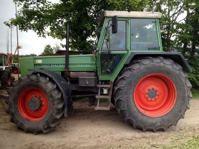 Fendt Favorit 614 LSA Foto 2