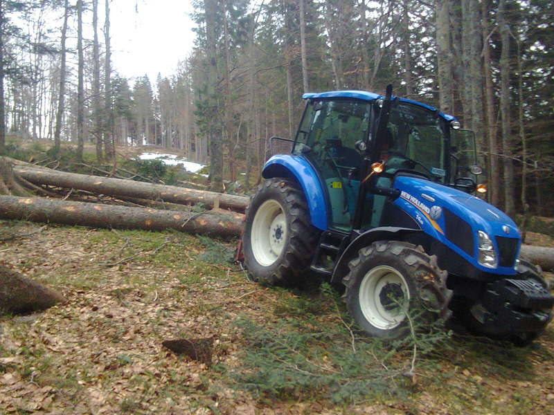New Holland T 4.65 Foto 1