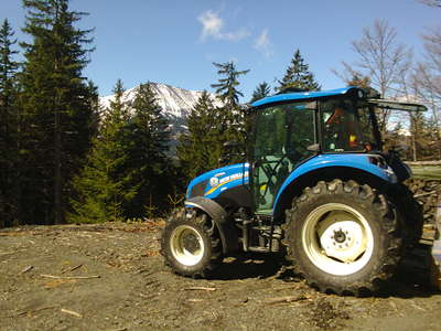 New Holland T 4.65 Foto 2