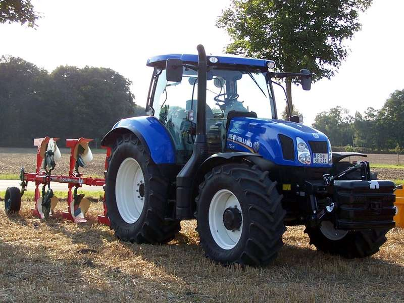 New Holland T 6.175 Foto 1
